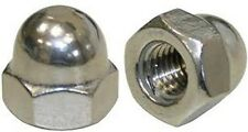 Stainless Steel M8 Acorn Cap Nut A2 304 pack of 5
