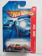 HOT WHEELS 2007 CODE CAR SUZUKI GSX-R/4 #18/24