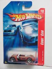 HOT WHEELS 2007 CODE CAR SUZUKI GSX-R/4 #18/24