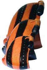 Govinder Nazran Guppie, Smallweed and Plank Sculpture