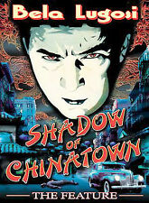 The Shadow Of Chinatown, Dvd, New!