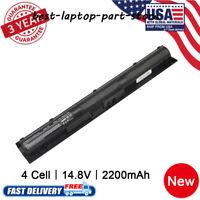 KI04 Battery for HP Pavilion 14-ab000 15-ab000 17-g000 series Fast 800049-001 BT