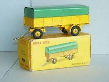 Dinky Toys Remorque Bâchée