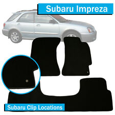 Subaru Impreza - (2001-2007) - Tailored Car Floor Mats - Hatch / Sedan