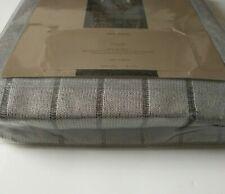 K by Kelly Hoppen Silver Grey Knitted Throw - 150cm X 200cm