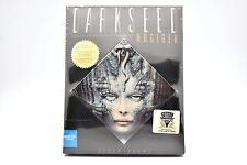 Darkseed Video Game (Mac) HR Giger Cyberdreams Big Box