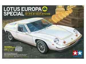 Tamiya #24358 1/24 Lotus Europa Special Assembly Model Car