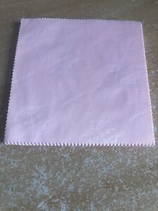 4 Glasses Cleaning Cloth Screen Wipes Pink Phones cameras LCD Microfiber