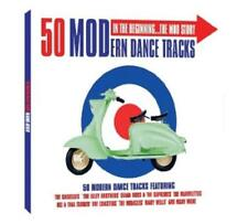 Surtout - 50 Modern Dance Tracks-the mod Story 2-CD * MARVELETTES * Dave 'Baby' Cortez