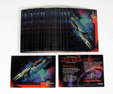 Lot of (50) 1997 Skybox Babylon 5 Special Edition Promo Card (Unnumbered) Nm/Mt