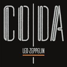 LED ZEPPELIN - CODA - NEW DELUXE CD ALBUM