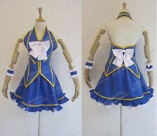 Fairy Tail Lucy Heartfilia Halloween Uniform Cosplay Costume Custom any size
