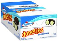 Hostess Frosted Mini Donuts Donettes, 60 Count
