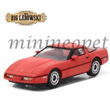 GREENLIGHT 86497 THE BIG LEBOWSKI LARRY SELLER'S 1985 CHEVROLET CORVETTE C4 1/43