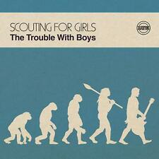 Scouting For Girls – The Trouble With Boys - NEW CD