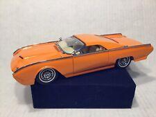 Danbury Mint 1962 Ford Thunderbird Custom, 1/24, Excellent Condition