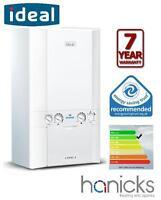 Ideal Logic + Plus 30kW Condensing Combi Boiler & Flue 7 YEAR WARRANTY *NEW*