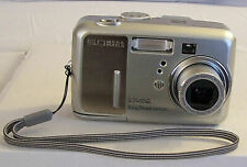 Kodak EasyShare CX7530 5.0MP Digital Camera - Silver