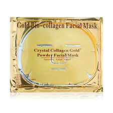 Gold Collagen Crystal Face Mask Anti Age Skin Care Powder Facial Whitening Mask