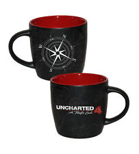 Uncharted 4 Tasse Compass Map NEU & OVP