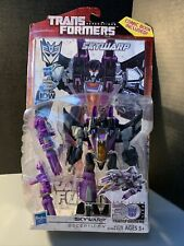 NICE TRANSFORMERS GENERATIONS THRILLING 30TH ANNIVERSARY DELUXE CLASS SKYWARP
