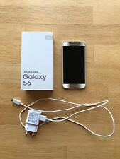 SAMSUNG GALAXY S6 32GB SMARTPHONE GOLD TOP Zustand
