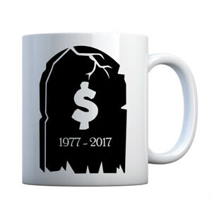 RIP Mayweather Ceramic Gift Mug #3326