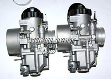 Triumph Norton Seeley Rickman 2934 Amal Mk2 Carburettor pair left & right NEW