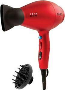 CHI 1875 Series Hair Dryer One Size Red