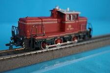 Marklin 3065 DB Diesel Locomotive Br V 60 Red TELEX Vers. 1 OVP
