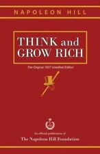 NEW Think and Grow Rich: The Original 1937 Unedited Edition by Napoleon Hill