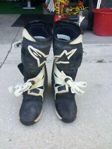 Alpinestars Tech 3 Size 10 Motocross Boots