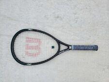 Wilson Hyper Sledge Hammer 2.0 Oversize 125 Tennis Racquet - 4 1/2 Grip