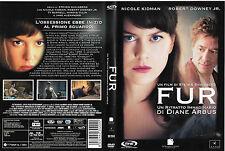 FUR - UN RITRATTO IMMAGINARIO DI DIANE ARBUS (2006) dvd ex noleggio