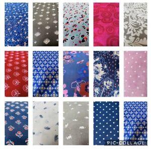 Printed Rayon Fabric, AEL, Patterned Viscose Rayon,