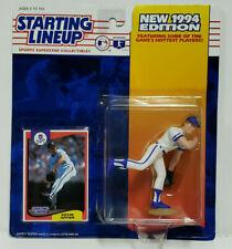 KEVIN APPIER Kenner Starting Lineup MLB SLU 1994 Action Figure & Card K C Royals