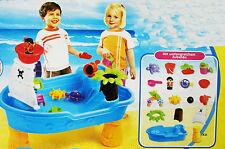 Wassertisch Piratenschiff Kinder Spieltisch Kindertisch Sandkasten Sandtisch 2+
