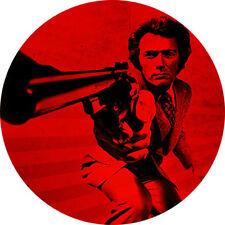 CHAPA/BADGE HARRY EL SUCIO . pin button dirty harry clint eastwood don siegel