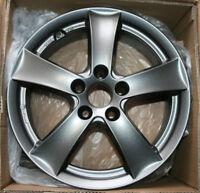2x Orig. DEZENT TS8987 Felge *NEU* 5x108 graphite 6,5Jx16 Opel Ford Volvo Rad