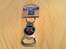 NBA Chicago Bulls Bottle Opener Key Chain