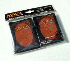 Ultra Pro 80 Deck Protector MAGIC THE GATHERING SLEEVES mtg card back design