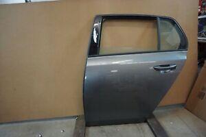 2010-2014 VOLKSWAGEN GOLF REAR LEFT DRIVER SIDE EXTERIOR DOOR SHELL PANEL OEM