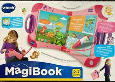 Vtech® Kindercomputer »Interaktives Lernbuchsystem, MagiBook,pink    ***NEU***