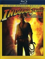 Indiana Jones and the Kingdom of the Crystal Skull [New Blu-ray] Special Editi