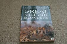Great Military Blunders by Geoffrey Regan (Paperback, 2000)