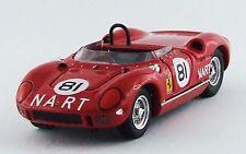 FERRARI 275 P 500 KM. BRIDGEHAMPTON - 1964 P. RODRIGUEZ 1/43 334 art model