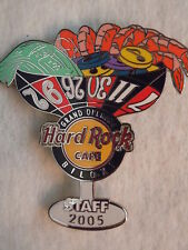 Hard Rock Cafe Biloxi Grand Opening STAFF Pin