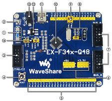 EX-F34x-Q48 C8051F C8051F340 Development Board JTAG/C2 interface for programming