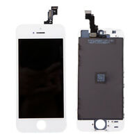 White LCD Display Screen Touch Digitizer Part For iPhone 5S/SE A1533 A1453 A1457