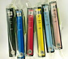 New Genuine Epson 277 Multicolor 6pk, Expression Photo XP-970